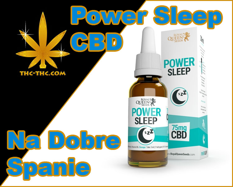 Power Sleep CBD, Royal Queen Seeds, THC-THC
